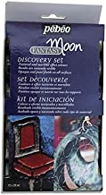 Pebeo Fantasy Moon Discovery Set 12 X 20ML - Multi-Surface Pearl Effect Craft Paint