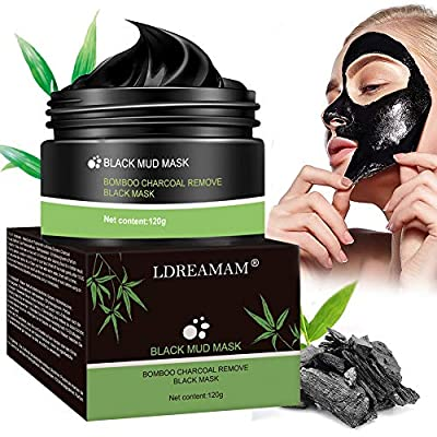 Charcoal Face Mask,Blackhead Remove Masks,Peel Off Mask,Deep Cleansing Blackhead Remover Anti Acne Oil Control Purifying Activated Carbon Remover Deep Cleaning Facial Mask