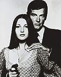 Jane Seymour Roger Moore 8x10 Photo #G3121