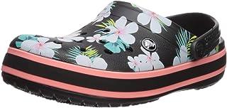 Crocs Women's Crocband Graphic Clogs
