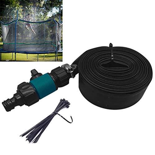 BSTOPSEL Zomer Watersproeier Trampoline Sprinkler Buitentuin Water Spelletjes Speelgoedspuit Achtertuin Waterpark Accessoires