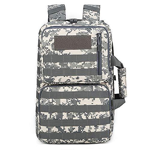 Pooooooi rugzak voor reizen military reistas A schoudertas schoudertas 30L veerrugzak heren E Donna,06
