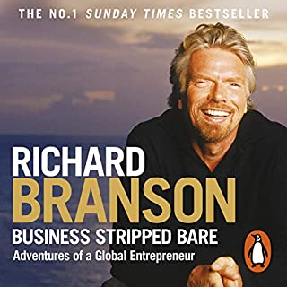Business Stripped Bare audiobook cover art