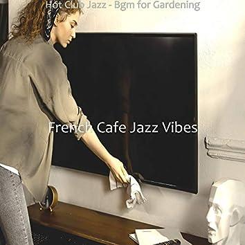 Hot Club Jazz - Bgm for Gardening