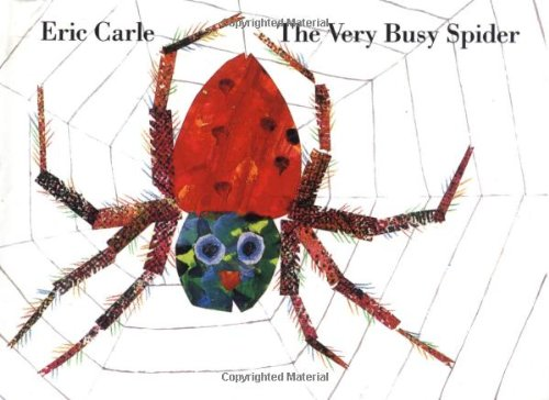 The Very Busy Spider miniature editionの詳細を見る