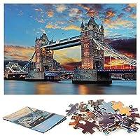 ロンドンブリッジビュー 1000ピース ジグソーパズル