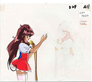 アイドルプロジェクト セル画 No.2019_S_0151