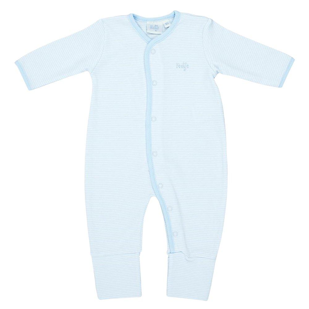 660 Gr 44 grau Feetje Baby-Overall 307.226