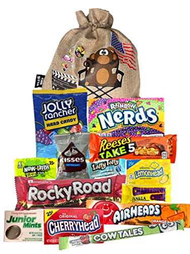 USA American Candy Gift Bag Candy belemmert snoep - fink gifts