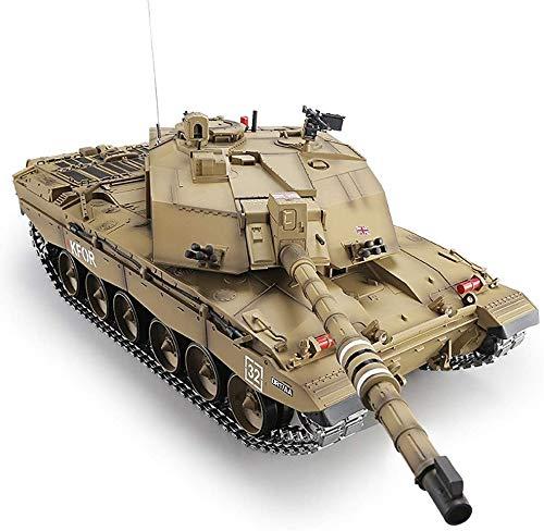 XSLY Británica Challenger II 2 super gran tanque de control de aleación...