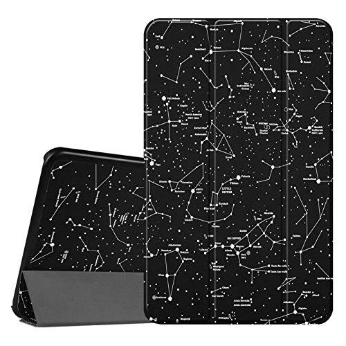 Fintie Hulle fur Samsung Galaxy Tab A 101 2016 Ultra Schlank Superleicht Stander Schutzhulle mit Auto SchlafWach Funktion fur Samsung Galaxy Tab A 101 Zoll T580N T585N Sternbild