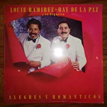 alegres y romanticos LP