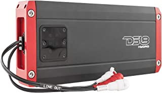 DS18 Hydro NXL-1100.1 Next Level Digital Marine 1-Channel 2200 Watts Max Monoblock Amplifier -All Elements for All Applications