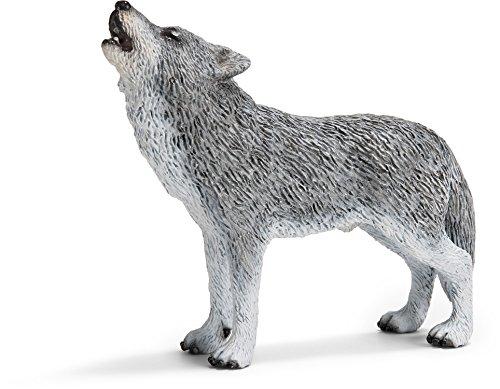 SCHLEICH 14626  - Wild Life, Wolf, heulend