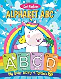 Dot Markers Alphabet ABC: Big Letters | Dot Arts Paint Daubers | Activity Book for Toddlers Ages 2,3,4 & 5 year olds