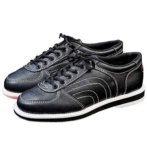 FJJLOVE Chaussures Bowling Hommes, Bols Légers...