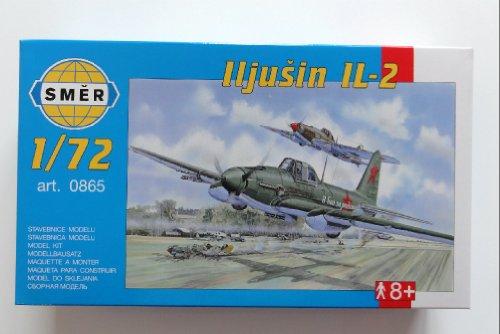 ILYUSHIN IL-2 - 1/72 MAQUETA DE AVION