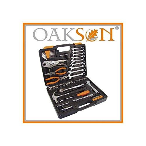 Oakson 768003 Coffret 1/4 et 3/8 Pièces de 55