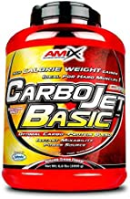 Amix Carbojet Basic 3 Kg Vainilla 3000 g