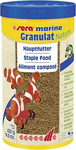 sera Gránulos Marinos Nature 1.000 ml