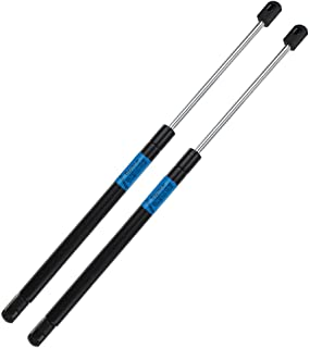 Qty (2) 4365 Rear Window Glass Gas Lift Supports Struts Shocks Springs for Jeep Liberty 2002 2003 2004 2005 2006 2007 PM2029 SG314048