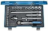 Gedore 6240470 Juego de llaves de vaso 3/8' 22 pzas UD 6-22 mm