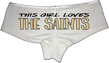 this girl loves the saints