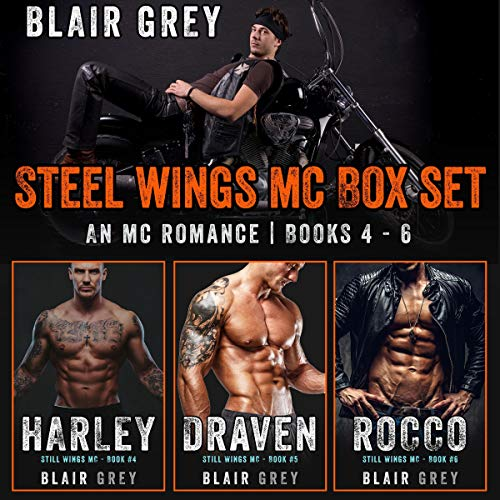 Steel Wings MC Box Set #2 Titelbild