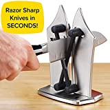 Best Knofe Sharpeners - Official As Seen On TV Bavarian Edge Kitchen Review