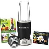 NUTRIBULLET 600 W - Blender - Noir - Technologie Cyclonique Brevetée - Extracteur de jus - RECETTES HEALTHY INFINIES - Repas...