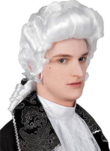 Boland 86349 - Perücke Baroque Man