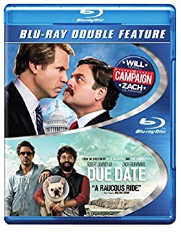 Campaign The / Due Date  DoubleFeature/BD  [Blu-ray]