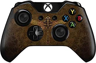 Skinit Decal Gaming Skin for Xbox One Controller - Officially Licensed Tate and Co. Steampunk & Gear Dragonfly Design