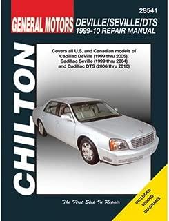 Chilton 28541 99-10 Cadilac