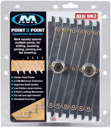 M Power Point 2 Point Mk2