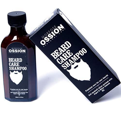 Morfose Ossion Beard Care Shampoo 100ml Herren Bart Pflege