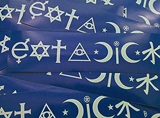Best atheist coexist bumper sticker Reviews