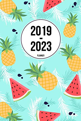 2019-2023 Planner: 60 Months Calendar,Monthly Schedule Organizer |Agenda Planner For The Next Five Years, Appointment Notebook, Monthly Planner, ... Passion Goal Setting (5 year planner, Band 2)