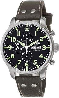 Zeno - Watch Reloj Mujer - Giant Pilot Navigator Cronógrafo - 10557TVDDN-a1