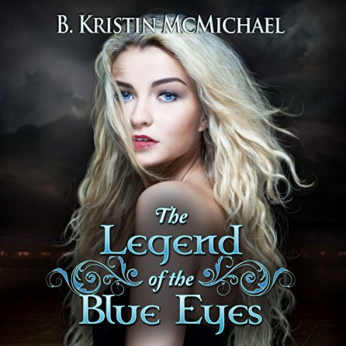 The Legend of the Blue Eyes cover art