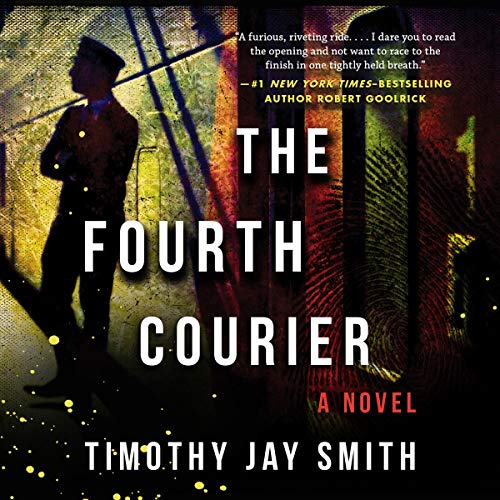 The Fourth Courier audiobook cover art