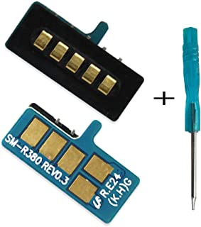 New Charging Charger Connector Replacement for Samsung Galaxy Gear 2 SM-R380 Neo SM-R381+Screwdriver