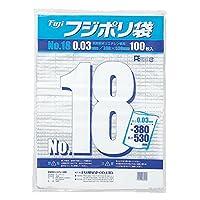 フジ ポリ袋03№18 入数:500枚×4箱