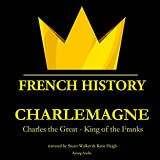 Charlemagne, Charles the Great, King of the Franks cover art