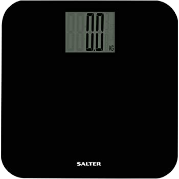 Active Era Ultra Slim Digital Bathroom Scales With High Precision Sensors Stone Kgs Lbs Gloss Black Amazon Co Uk Health Personal Care