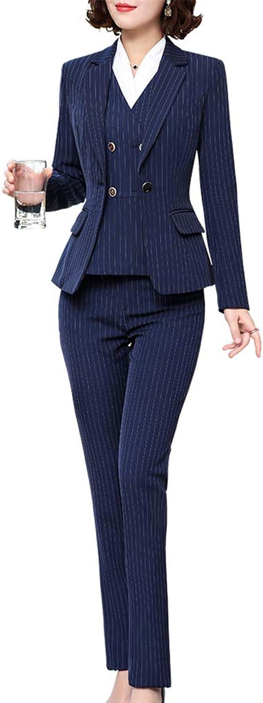 Pants for Women Women's Formal Two Pieces Blazers Suit Office Lady Slim Fit Skinny fit Blazer trousters Women Pants