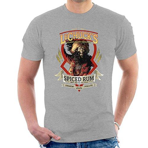 LeChucks Spiced Rum Monkey Island Men's T-Shirt