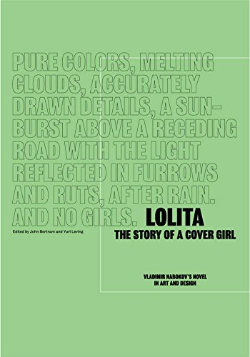 Lolita - The Story of a Cover Girl: Vladimir Nabokov's Novel in Art and Design (English Edition)