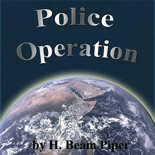 Police Operation audiobook cover art