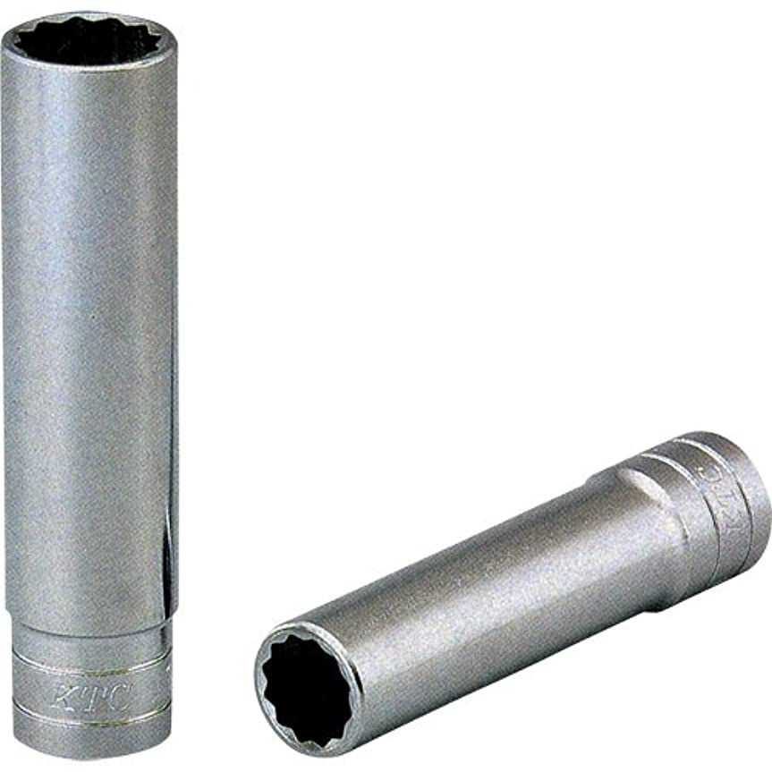 KTC(ケーテーシー) 12.7mm (1/2インチ) ディープソケット (十二角) 30mm B4L30W